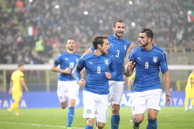 Video: Italia vs Romania